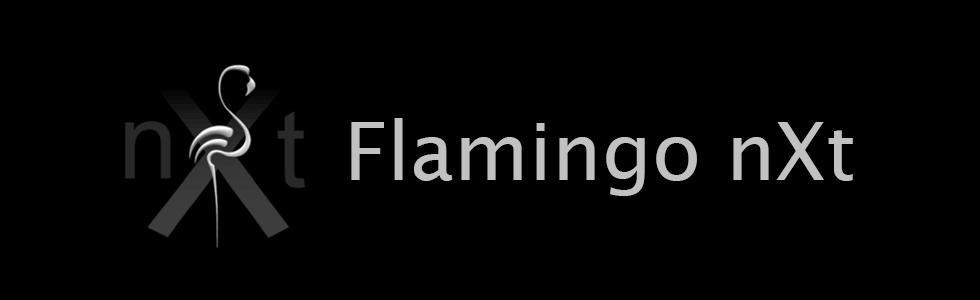 Logo: Flamingo nXt
