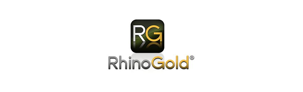 Logo: RhinoGold